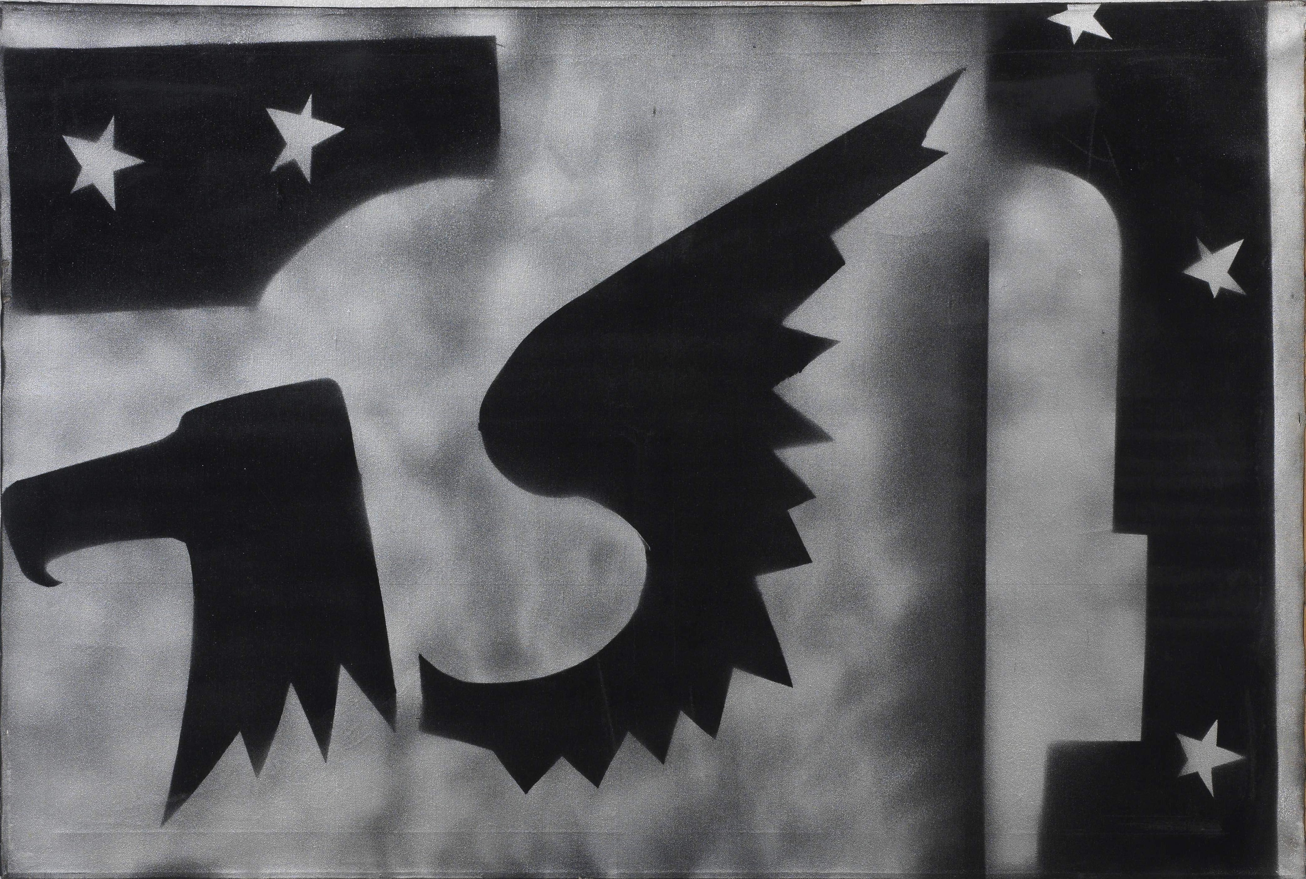 Franco Angeli, Senza titolo, 1970 Tornabuoni Art - La Dolce Vita Courtesy Tornabuoni Art