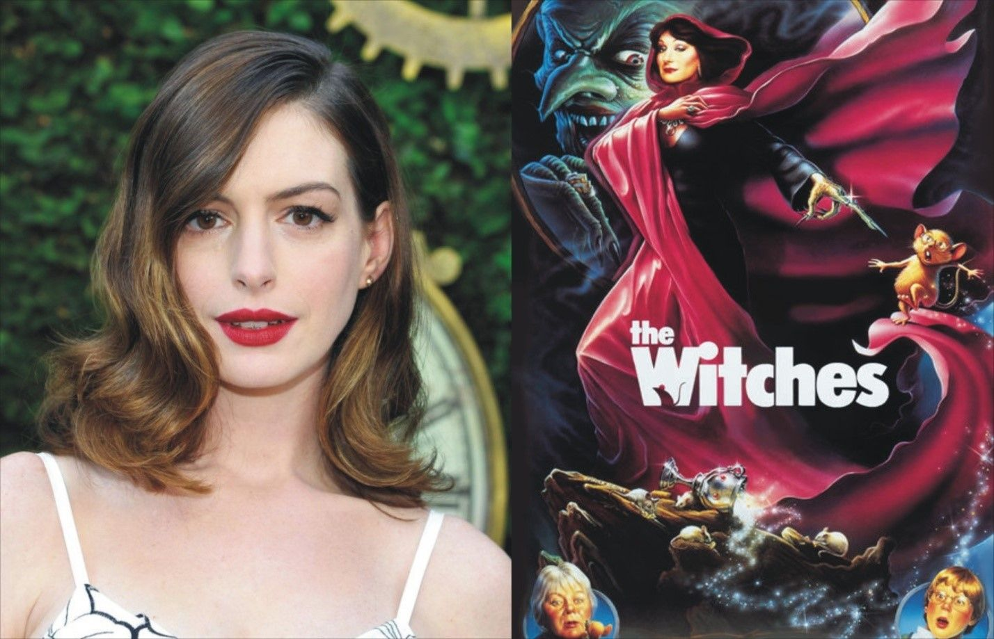 Anne Hathaway To Star In The Witches Remake Anne Hathaway Selebriti Film