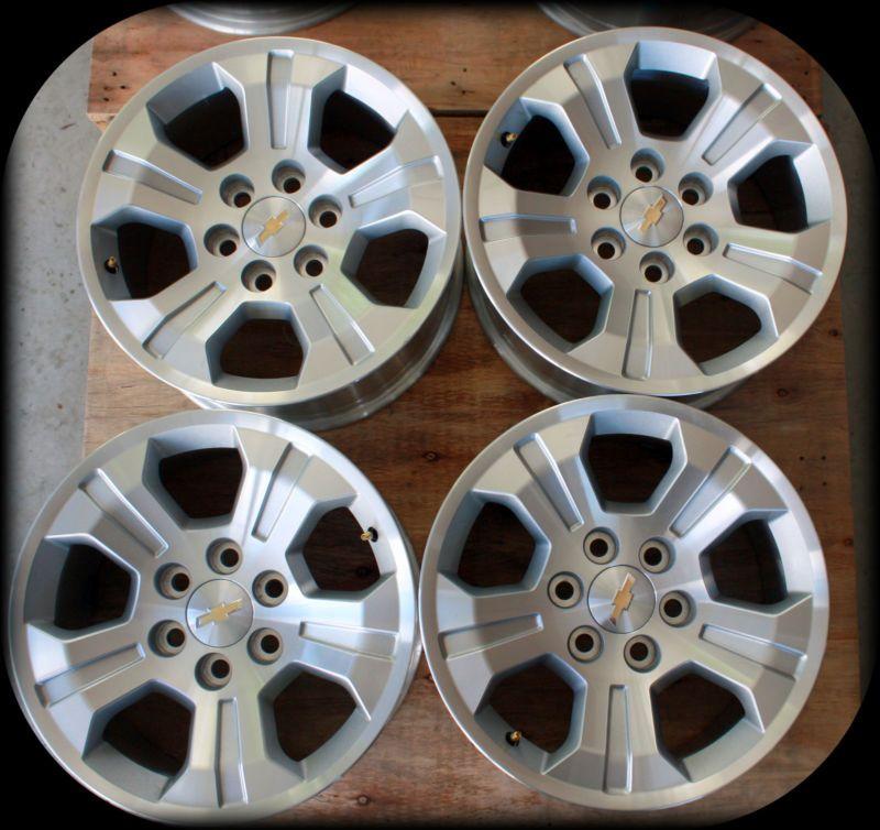 Images Chevy Silverado Wheel Rims Rims
