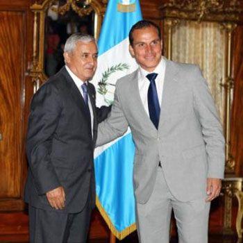 Pezzarossi rechaza puesto de presidente de Banguat porque detesta la 'banca'