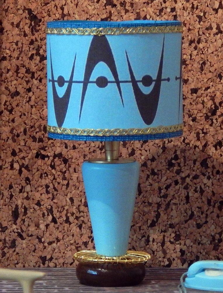 1 6 Scale Lamp Aqua Jetsons Boomerang So Retro Barbie Fashion Royaly Housesfurniture Barbie Diorama Barbie Barbie Room