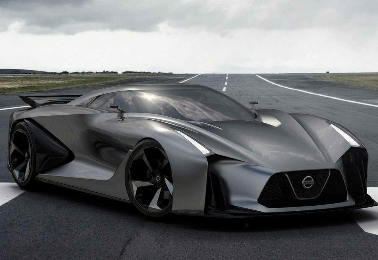 Nissan Vision Gran Turismo Concept News Hypercars