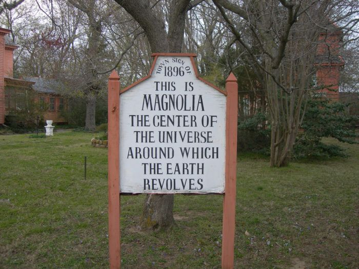 9. Magnolia, Kent County, Population 233