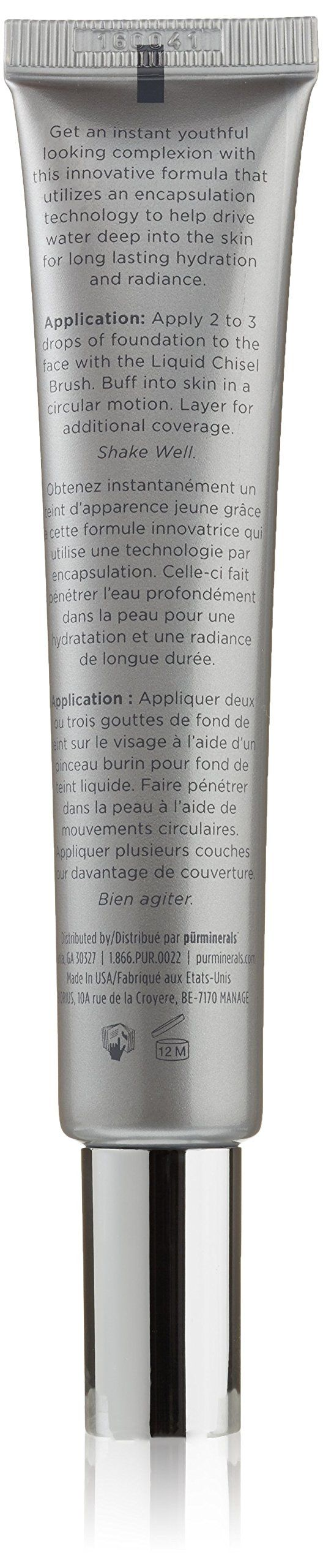 Paœr Hydrafluid Water Serum Foundation In Deep 1 Ounce More Info Could Be Found At The Image Url Note Amazon Affiliate Link Foundation How To Apply Serum