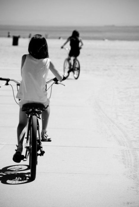 #BIKE #CHIC #BEACH