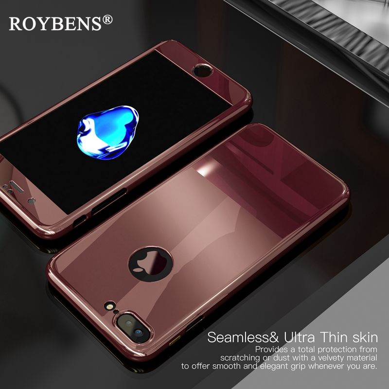 coque iphone 6 360 miroir