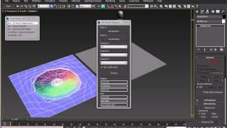 Vertex-count-agnostic morph targets in UE4 - With Material