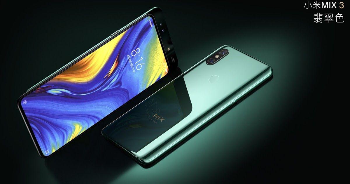 Xiaomi Mi Mix 3 Price Release Date And Specifications Xiaomi Mi Mix 3 High Price Level Smartphone Xiaomi Mi Mix 3 Is 6 4 Inches Ip Xiaomi Mixing Snapdragons