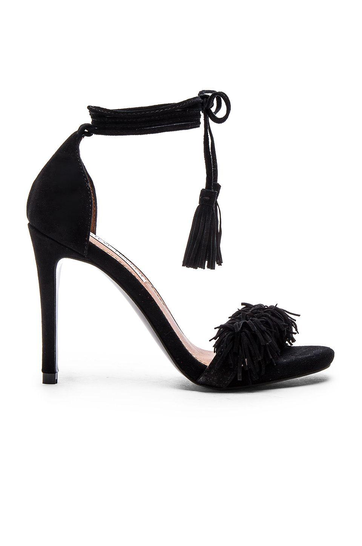 622429e2f8 Steve Madden Sassey Heel in Black | spring / summer | Shoes, Heels ...