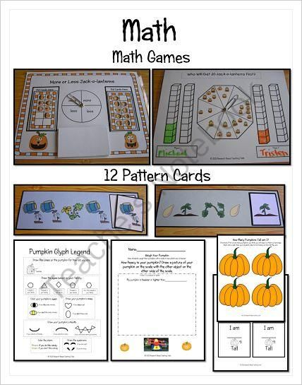 Itu0027s Pumpkin Time Written by Zoe Hall Lesson Plan and Unit from - research plan