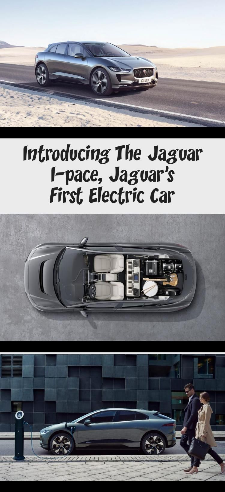 Introducing The Jaguar I Pace Jaguar S First Electric Car Technology In 2020 Jaguar Car Electric Car