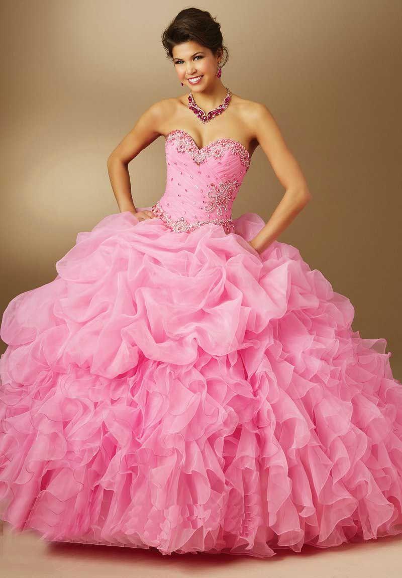 Vestido De Debutante Sweetheart Sweet 16 Dresses Ball Gowns Party 15 ...