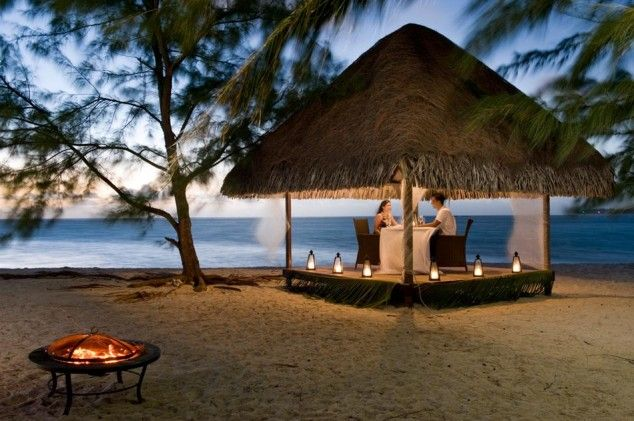 Vacation Destinations Luxury Villas Over The Lagoon At Hilton Bora Nui Resort