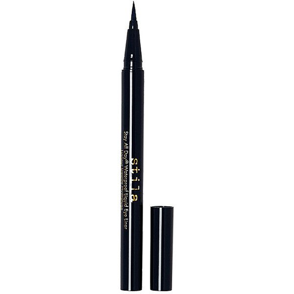 Stila Stay All Day Liner (69 BRL) ❤ liked on Polyvore featuring beauty products, makeup, eye makeup, eyeliner, beauty, eyes, stila eye liner, stila eyeliner and stila