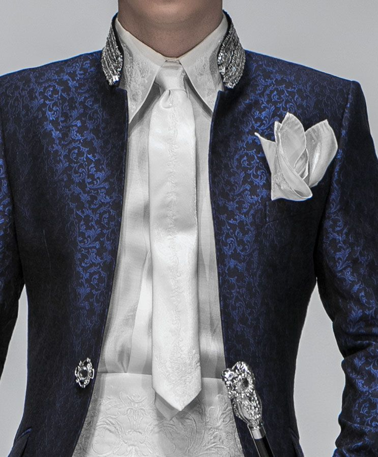 Groom Suits ONGala 2013 Barocco Collection onlynot in blue like ...