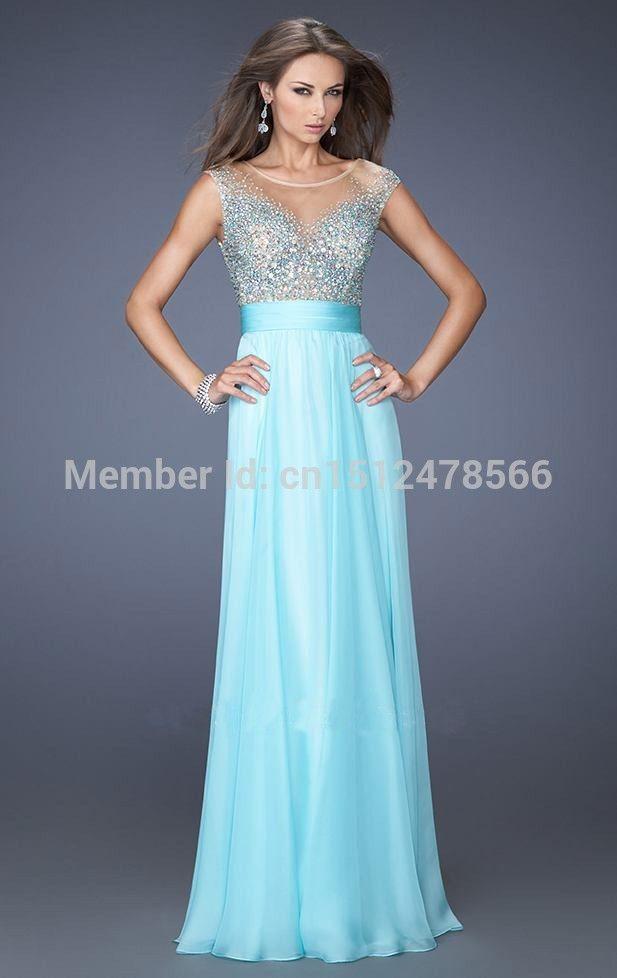 Imagenes de vestidos de noche para jovenes