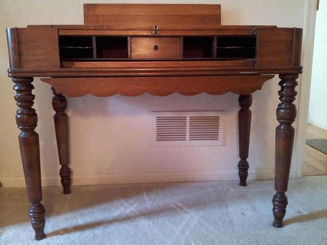 Antique spinet desk antique appraisal | InstAppraisal - Antique Spinet Desk Antique Appraisal InstAppraisal Spinet Desks