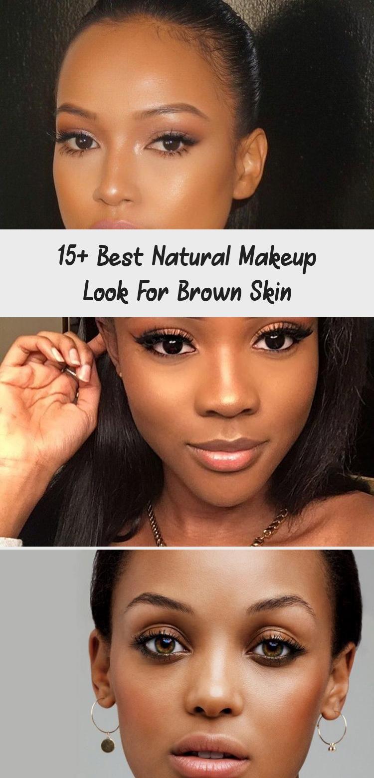 Photo of 15+ Best Natural Makeup Look For Brown Skin – Pinokyo