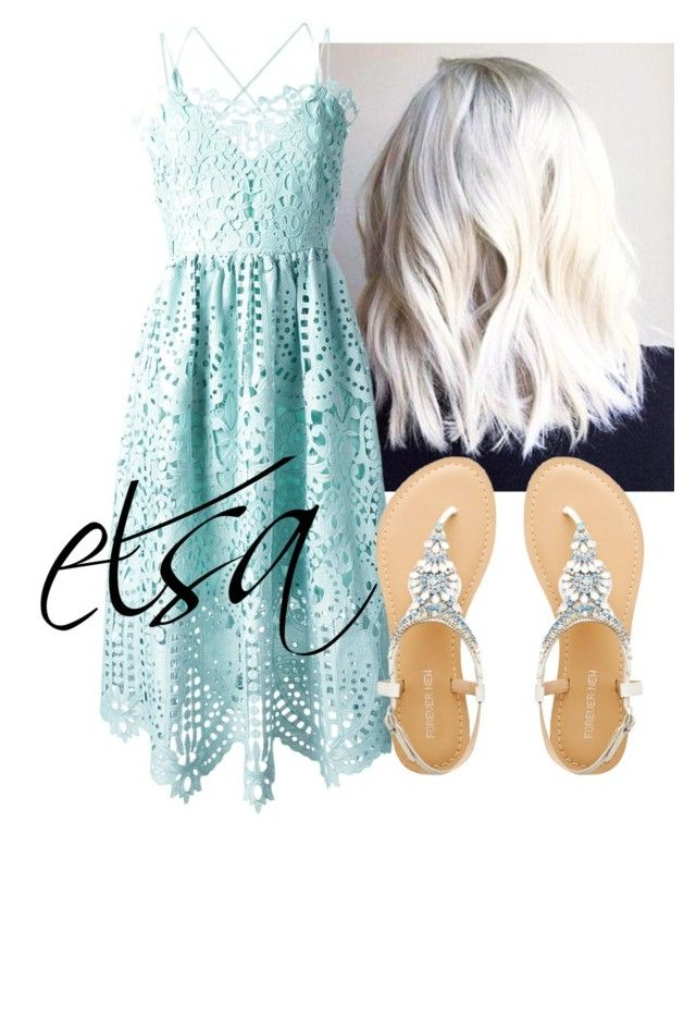 """""""elsa"""" by frenchiest-fry on Polyvore featuring Perseverance London"""