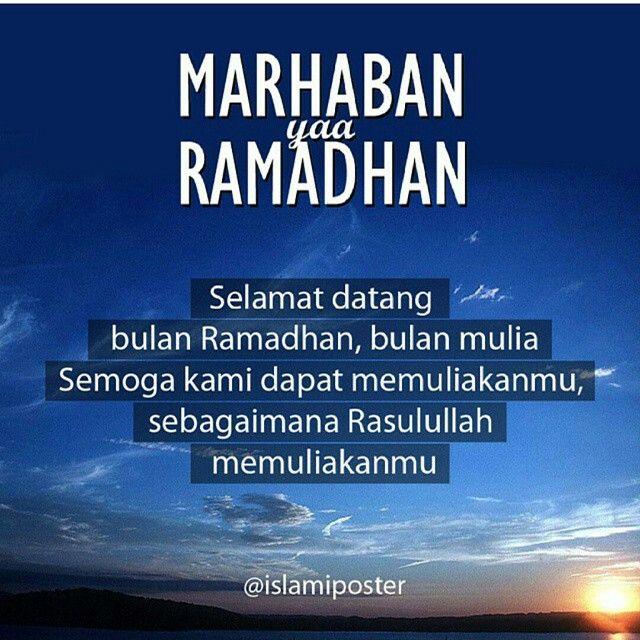 Marhaban Ya Ramadhan Dengan Gambar Kutipan Bijak Kutipan
