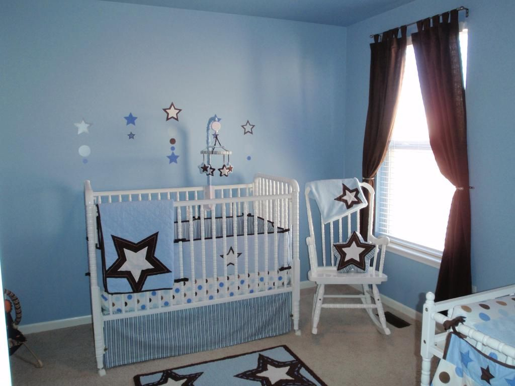 baby boy ideas for nursery : How to Arrange Boy Nursery Ideas ...