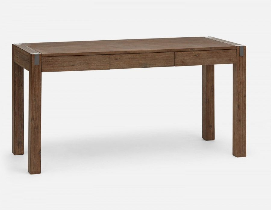 Frankfurt Acacia Wood Desk 59 Grey Acacia Wood Desk Desk Contemporary Home Furniture