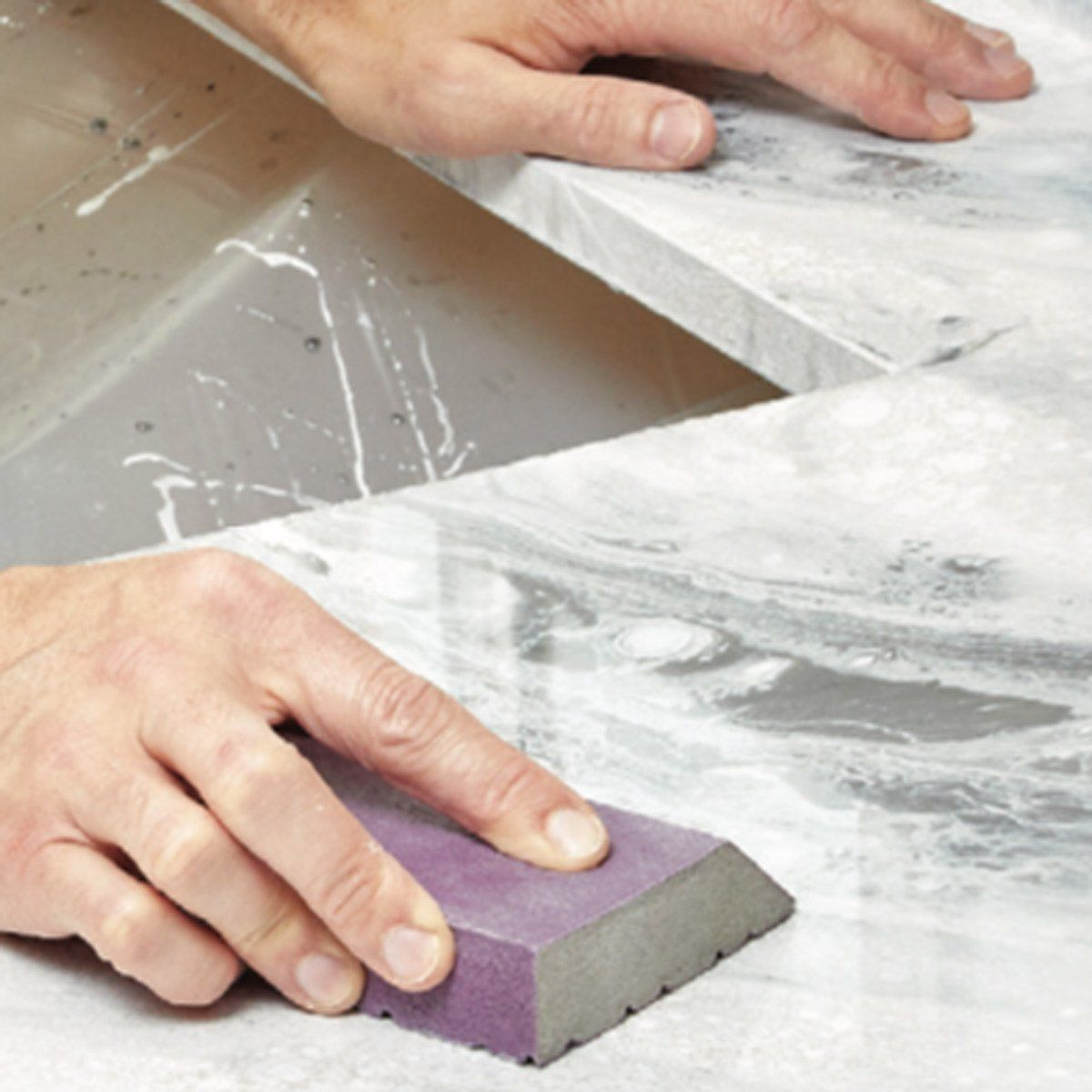 New Life for Old Countertops in 2020 Epoxy countertop