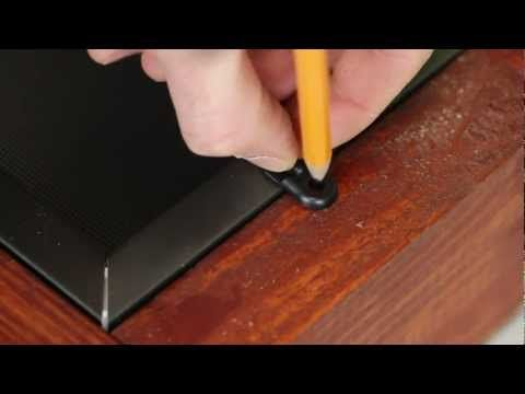 We Show You How To Install A Threaded Rivnut In A Wood Window Frame So You Can Install Flush Clips Wood Window Frame Window Frame Wood