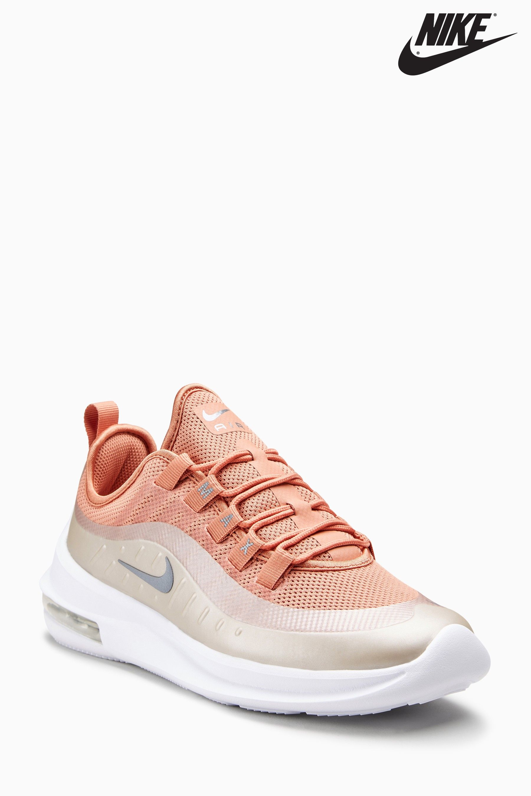 info for 58055 20794 Womens Nike Air Max Axis - Pink