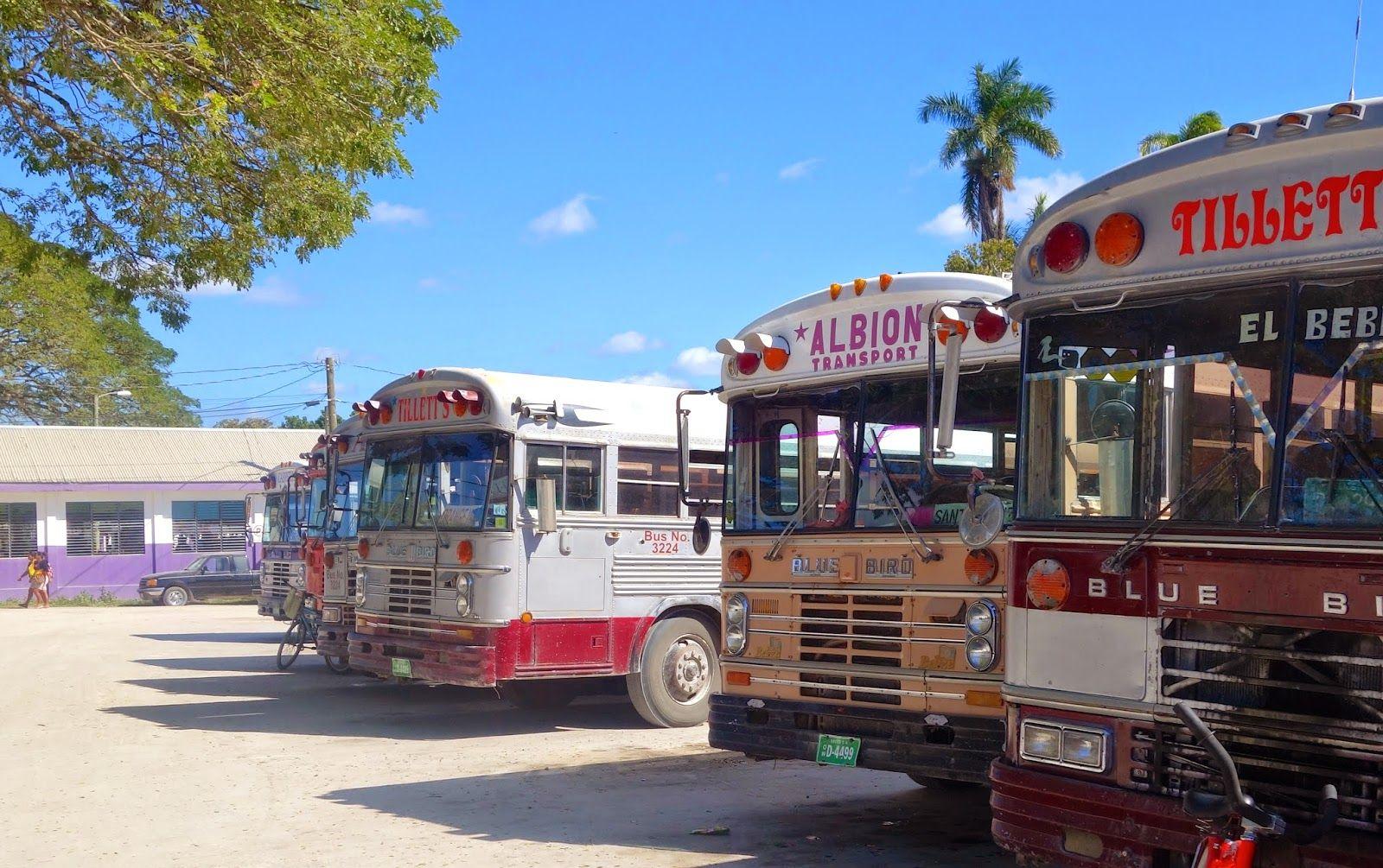 Apen matkat: Kiertomatkan osa 10, Belize, geokätköilyä Orange Walkissa
