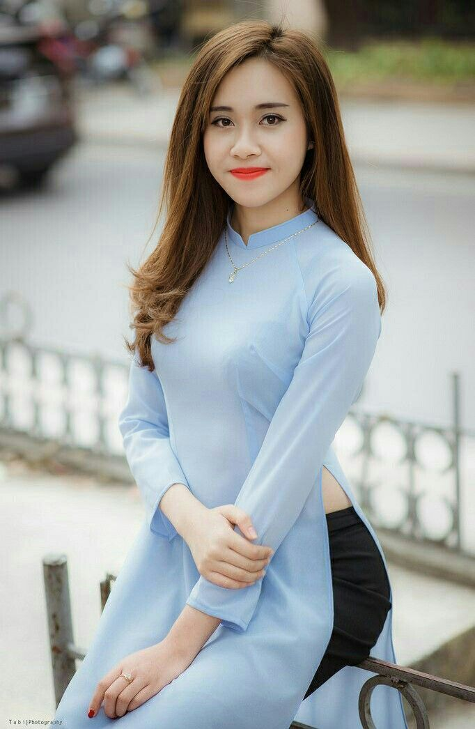 Pin By U And Me On Vietnamese Beauty  Pinterest  Ao Dai, Asian And Girls-9448