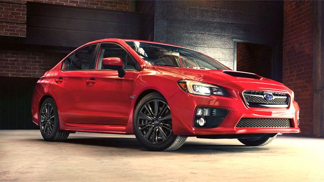 2015 Subaru WRX This Is More It