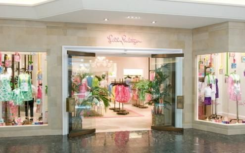 Lilly Pulitzer The Gardens Mall