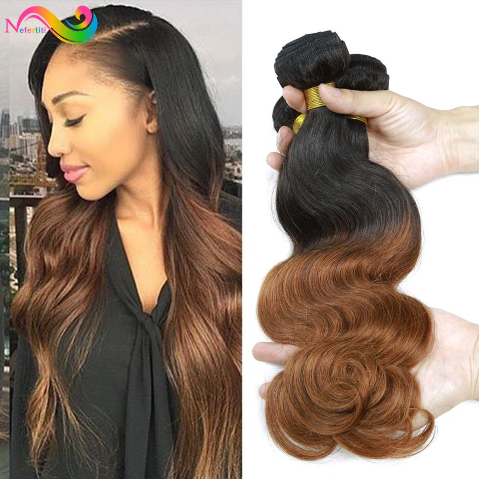 Find more human hair extensions information about cheap ombre find more human hair extensions information about cheap ombre bundles of hair 2 tone 1b30 body wave rosa hair products 4 bundles best brazilian hair human pmusecretfo Images