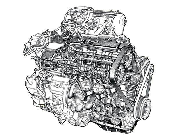 B16A Cutaway Honda vtec, Vtec engine, Honda motors