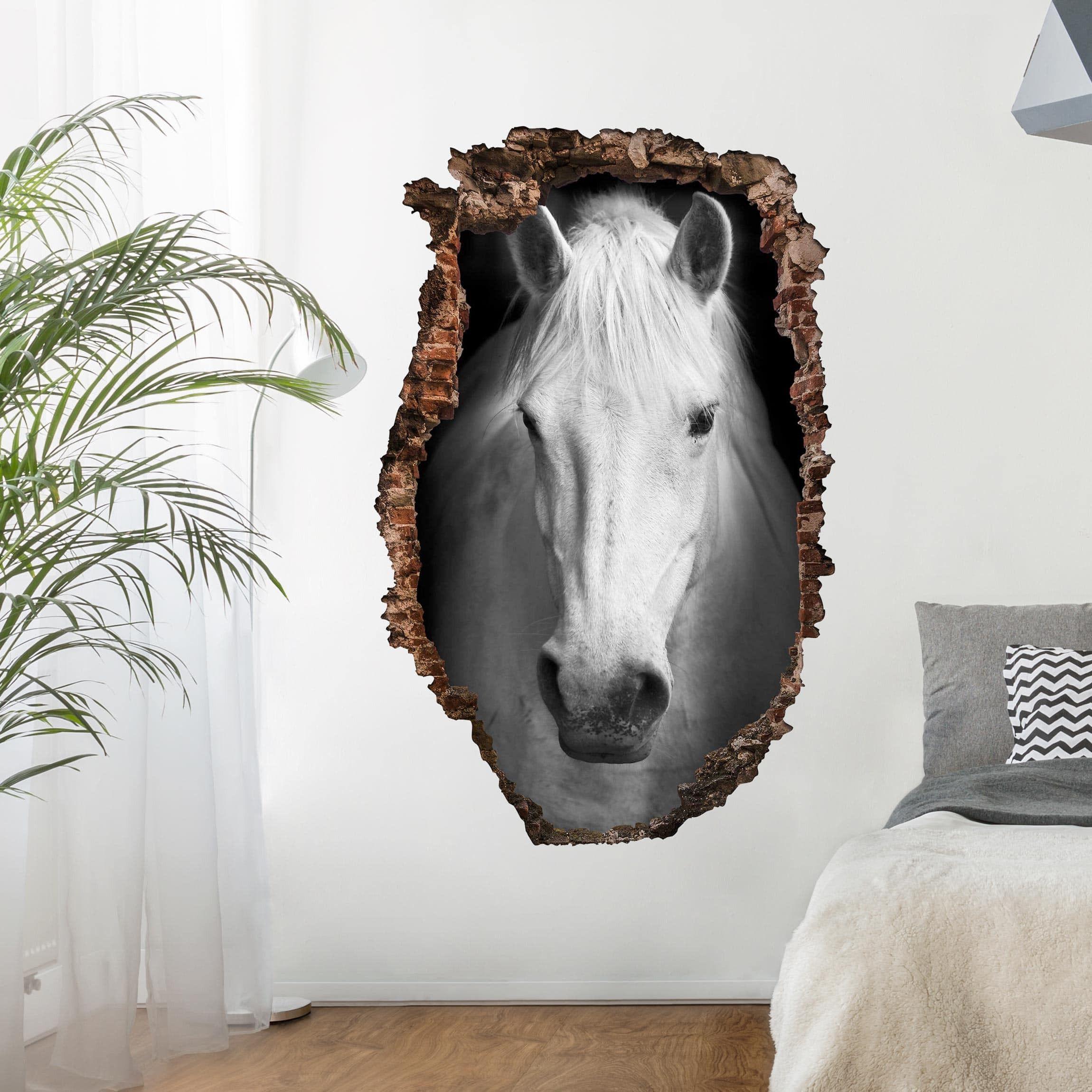 3d Wandtattoo Dream Of A Horse Hoch 3 2 3d Wandtattoo Wandtattoo Pferde Tapete