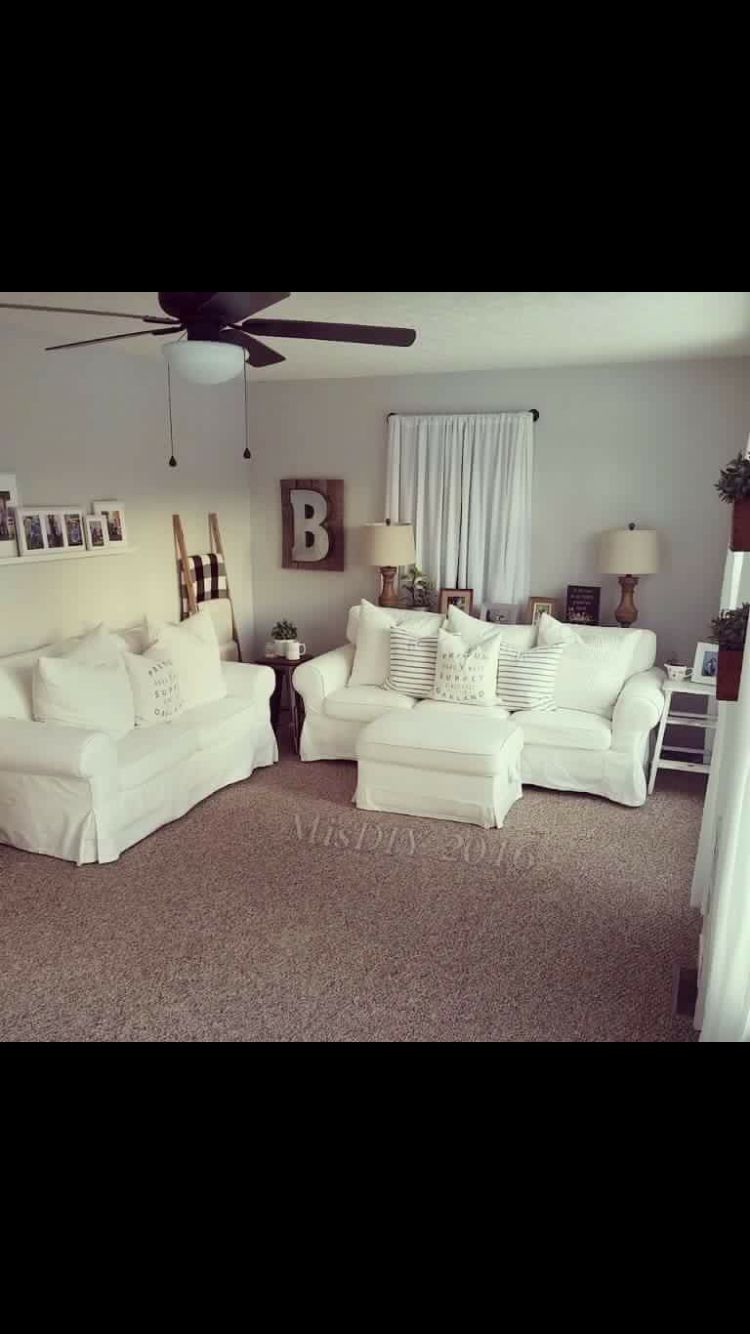 Cute setup. | Living room inspiration, Room inspiration ...