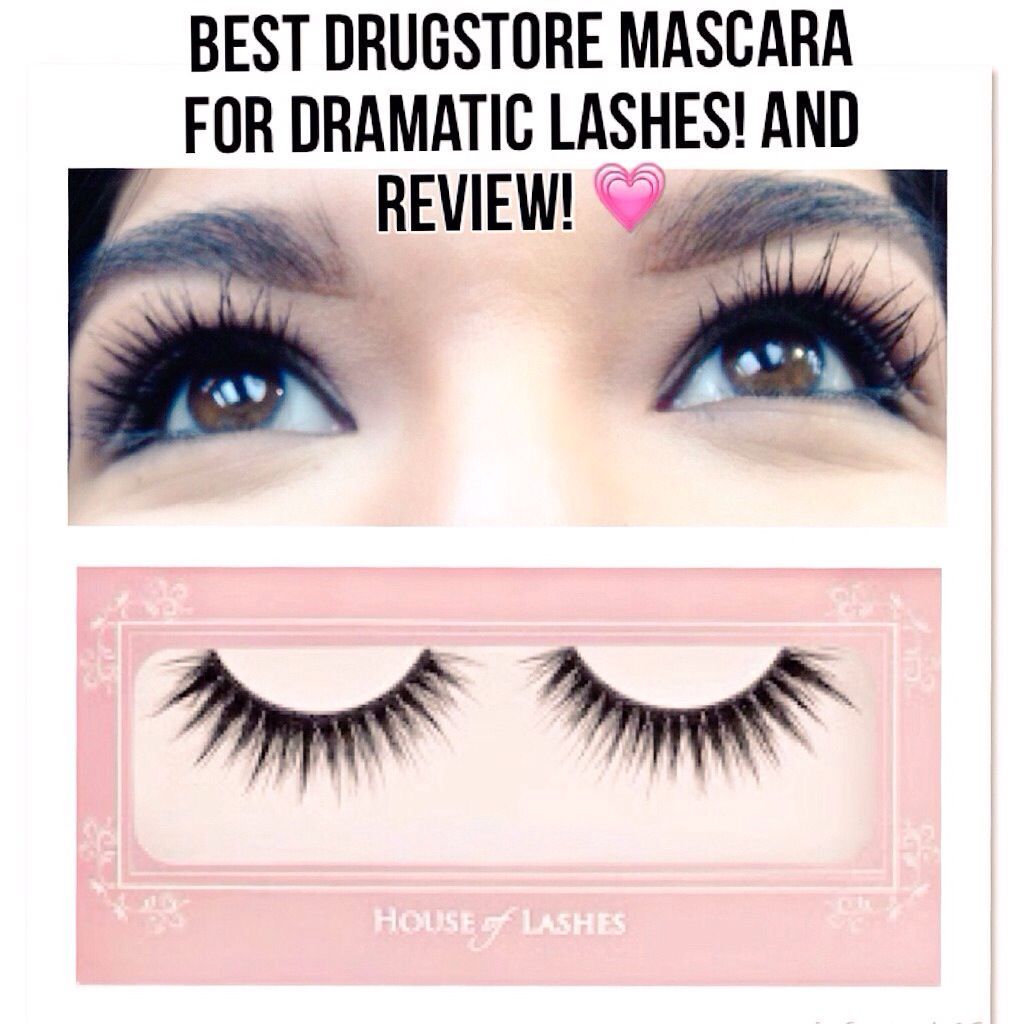 Best Drugstore Mascara For Dramatic Lashes Review Make Up