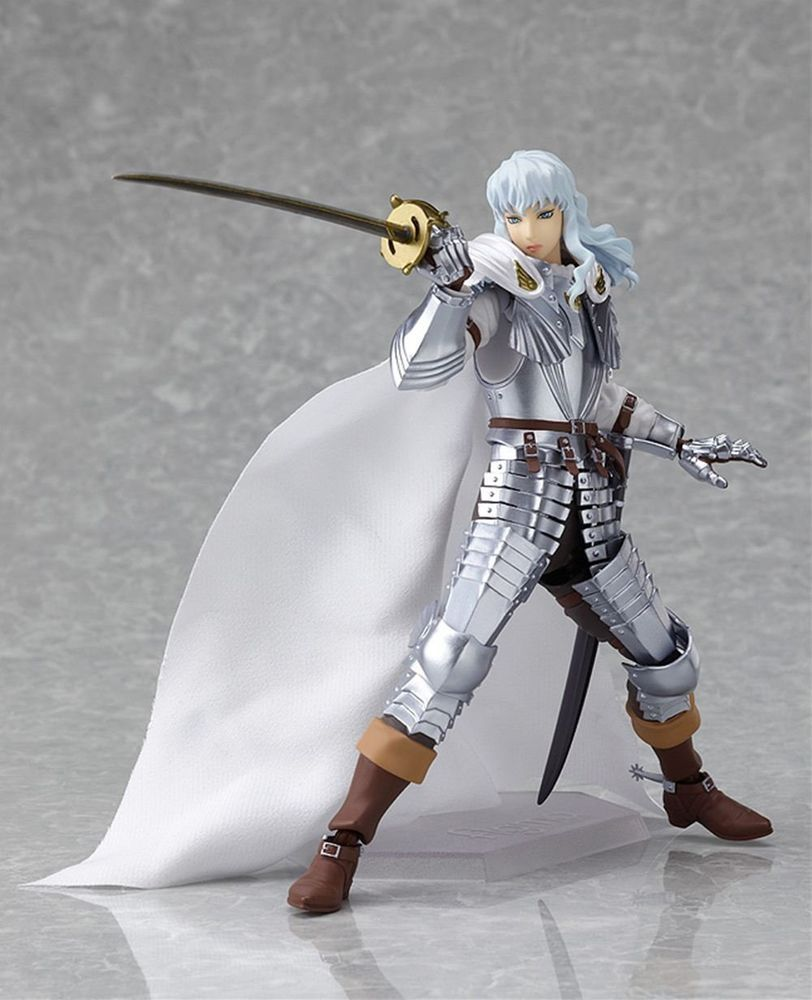 F/S figma Movie Berserk Griffith Golden Age Arc ABS PVC Action Figure from Japan #MaxFactory
