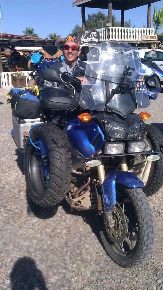 Yamaha Super Teneretire