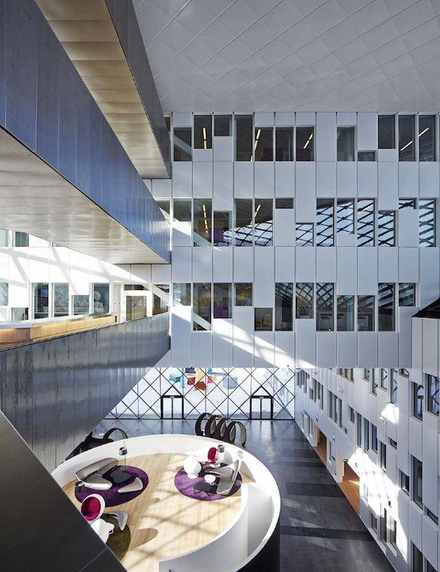 Statoil Regional Offices - Oslo, Norway by a-lab.