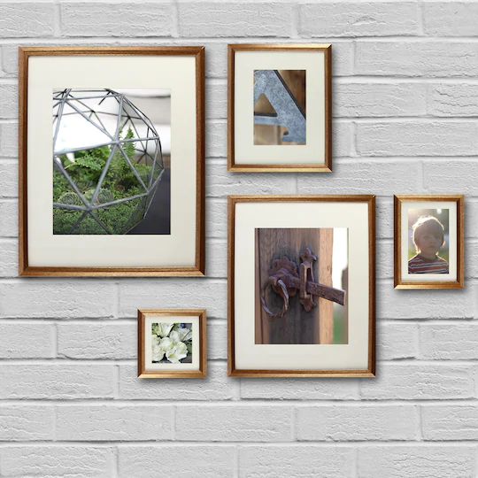 Copper Frame Set By Studio Decor Studio Decor Copper Frame Frame Decor