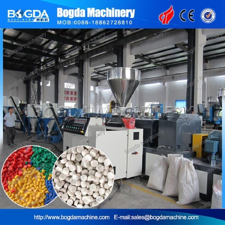 Recycledpvcpelletizingmachine Function 1 Running At High Speed While Extrusion Stably 2 Steel Storage Containers Recycling Extrusion