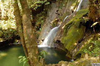 cachoeira do araçá - Altos do Ribeira