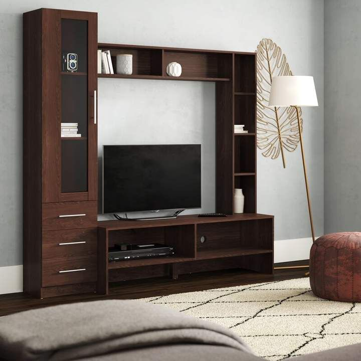 Ebern Designs Uppingham Entertainment Center For Tvs Up To 50