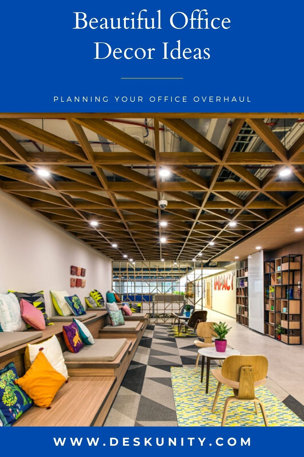 Beautiful Office Decor Ideas – Planning Your Office Overhaul  Are you looking to update your home office but don't know where to start?  #officedecorideas, #ideasdecoracion, #office , #decor , #officedecorideas , #ideasdecoracion , #workingplace , #modernoffice