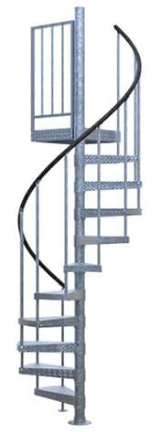 Best Economy Spiral Staircase Spiral Stair Spiral Staircase 400 x 300