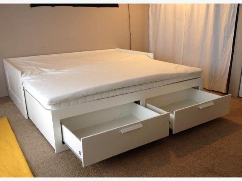 Ikea Brimnes Daybed Mattress Daybed Mattress Mattress Bedroom Furniture Design