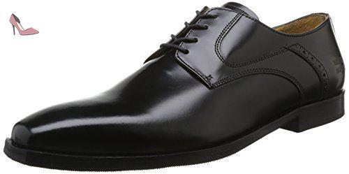 Melvin & Hamilton Clark 2, Chaussures à Lacets HommeMarronBraun (Crust Mink (1), Tobacco (2), LS BRW)