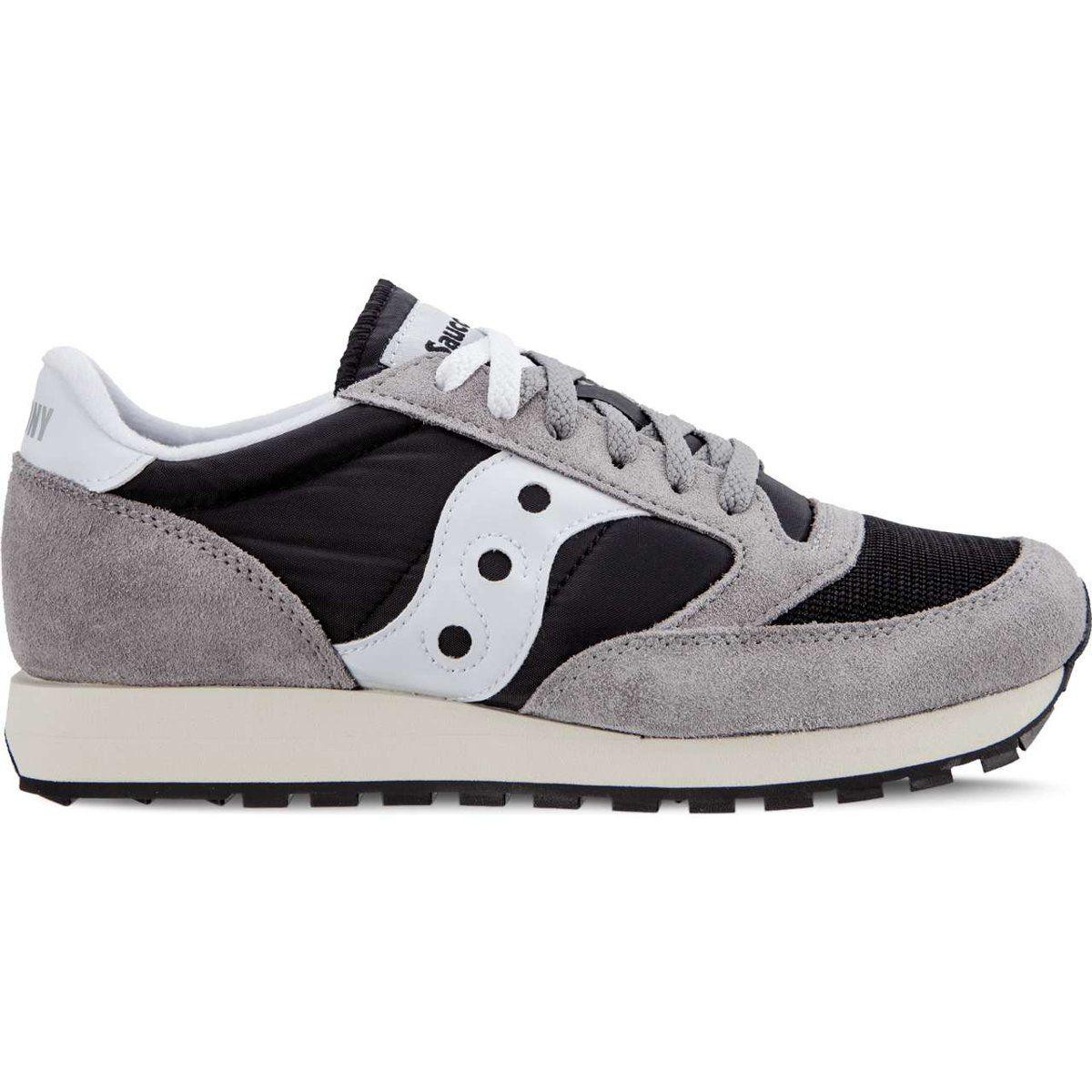 Saucony Jazz Original Vintage Grey Black White Tenisowki Meskie Sneakersy Sneakers